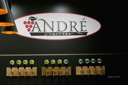 Vinotkéka André, Ul. SNP 577/109, Turčianske Teplice