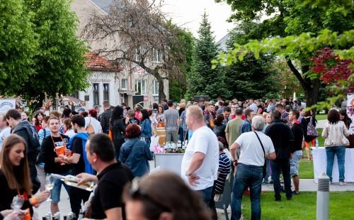 Turčiansky festival dobrého vína 1. ročník
