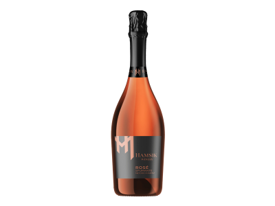 Hamsik Winery, Rosé Spumante Extra Dry 0,75l