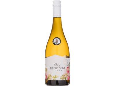 Miluron, Broskyňové víno 0,75 l