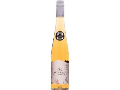 Miluron, Rakytníkové víno 0,75 l