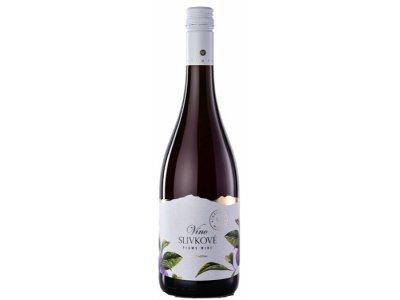 Miluron, Slivkové víno 0,75 l