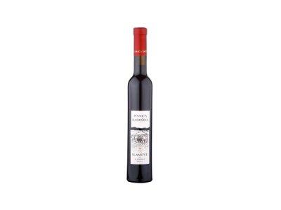 Pivnica Radošina, Alibernet, červené sladké 0,375 l