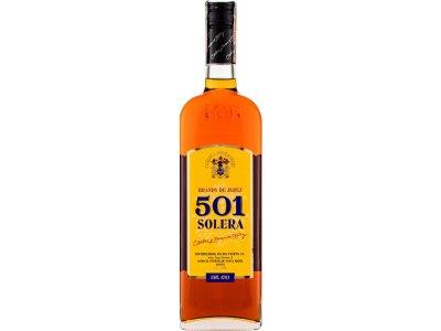 Brandy 501 Solera 36 % 0,7 l