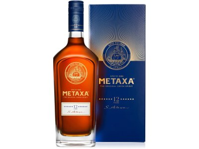 Metaxa 12* 40 % 0,7 l
