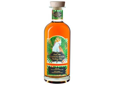 Rum DEAU CANOUBIER 40 % 0,7 l