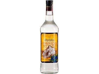 Borovička Spišská Frucona 40 % 0,7 l