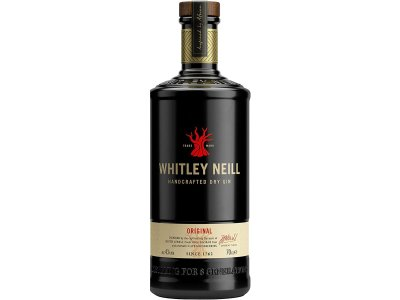 Whitley Neill Handcrafted Dry Gin 43 % 0,7 l
