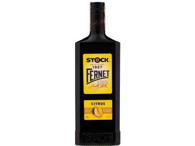 Fernet Stock Citrus 21 % 1 l