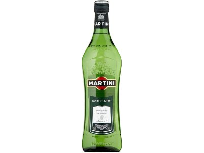 Martini Extra Dry 15 % 0,75 l