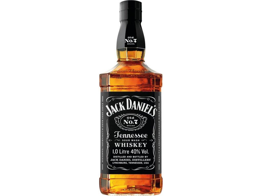 Jack Daniel's 40 % 1 l