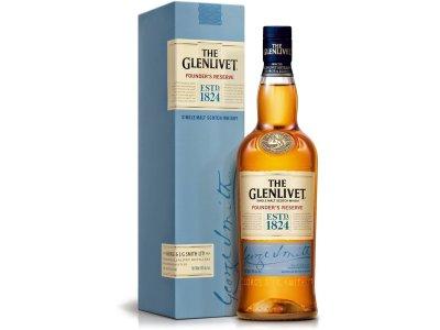 The Glenlivet Founder's Reserve 40 % 0,7 l